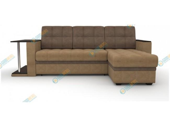 Атланта угловой диван  арт. 186598-РЦ фото