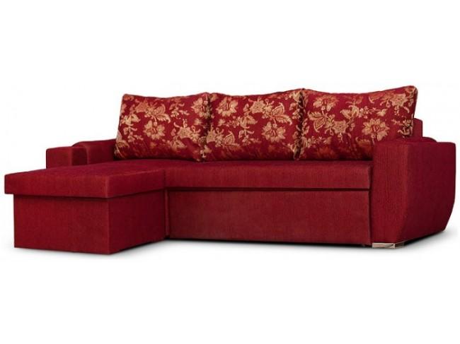 Лондон угловой диван арт. 191183-РЦ фото