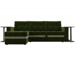 Диван Атланта М 282 (вельвет)